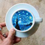 coffee swirl night